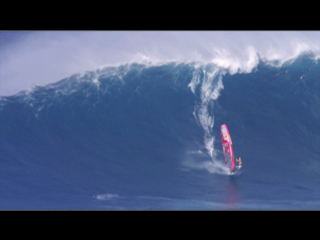 Robby Naish, Jason Polakow... ripping Maui and Oahu